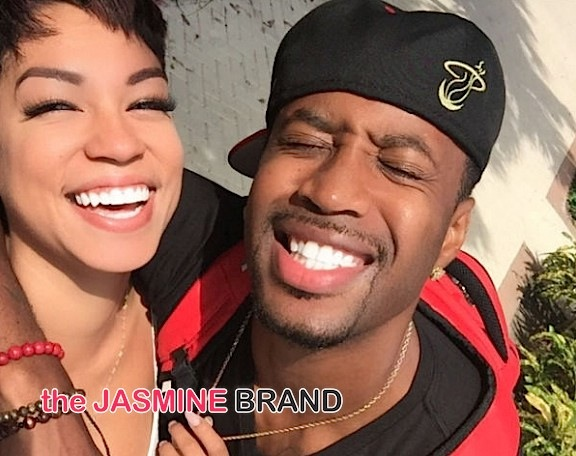 Safaree Samuels New Girlfriend On Being Called An Upgrade From Nicki Minaj: We are two completely different people.