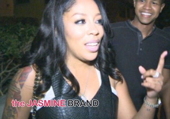 "K. Michelle Squares Off With Uber Driver in ""Punk'd"" Premiere [VIDEO]"