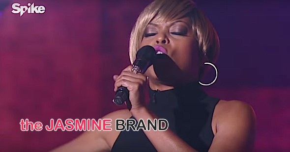 Teaser! Taraji P. Henson Channels Mary J. Blige On 'Lip Sync Battle' [WATCH]
