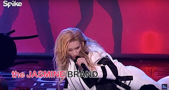 Iggy Azalea Performs 'Freak Me' On Lip Sync Battle [WATCH]