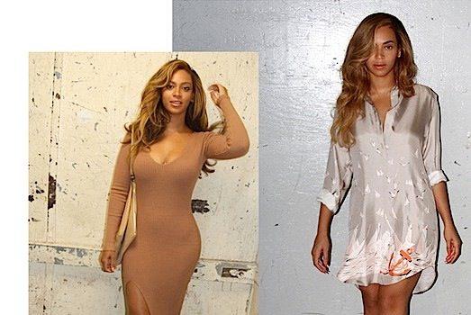 Beyonce Unleashes New Fashion Flix & She's NOT Preggo! [Photos]