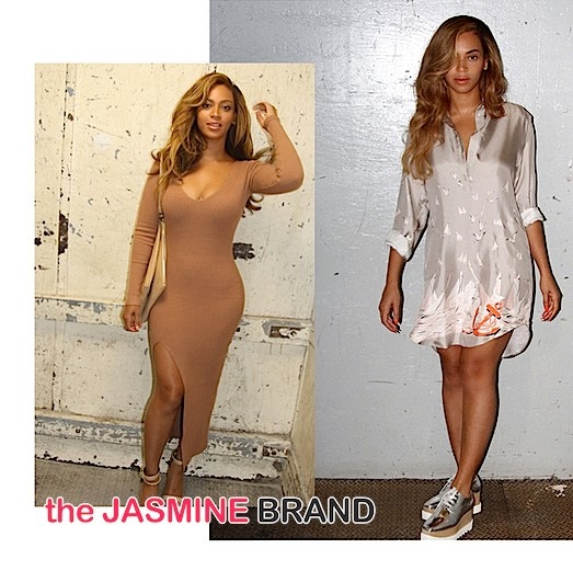 Beyonce Unleashes New Fashion Flix & She's NOT Preggo! [Photos]
