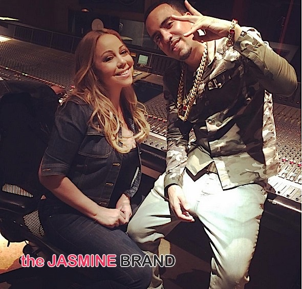 Mariah Carey Releases 'Why You Mad' (Infinity Remix) Feat. French Montana, Justin Bieber & T.I. [New Music]