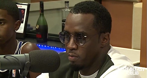 Diddy Addresses Reports He Slapped Drake, Having A Ghostwriter & If He Plans to Sue 'Empire' [VIDEO]