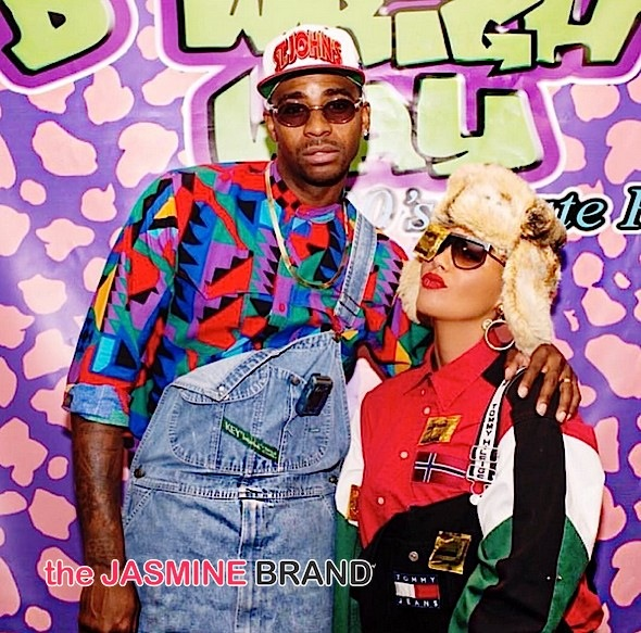 Amber Rose Shows Us How To Dress For A 90's Party! [Photos ...