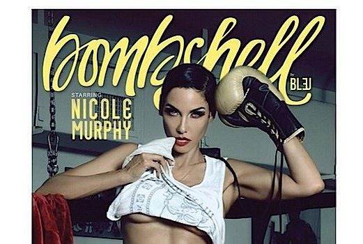 Nicole Murphy Denies Dating Nick Cannon, Is Open to Dating Younger Men + See Her BOMBSHELL by Bleu Spread