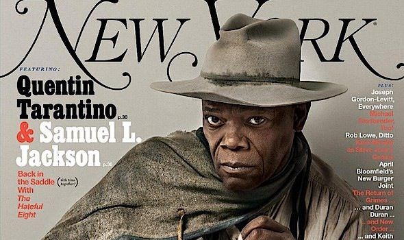 Samuel L. Jackson & Quentin Tarantino Are Back At It Again With, The Hateful Eight