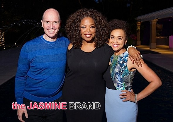 Ben and Felicia Horowitz with Oprah