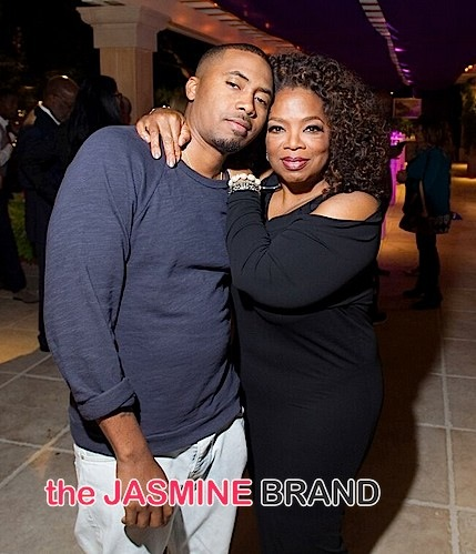 Oprah Celebrates 'Belief' Screening With Nas, Arianna Huffington & More [Photos]