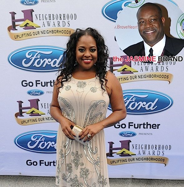 "Sherri Shepherd Says She Was ""Scared"" of Her Ex-Husband Leaving"