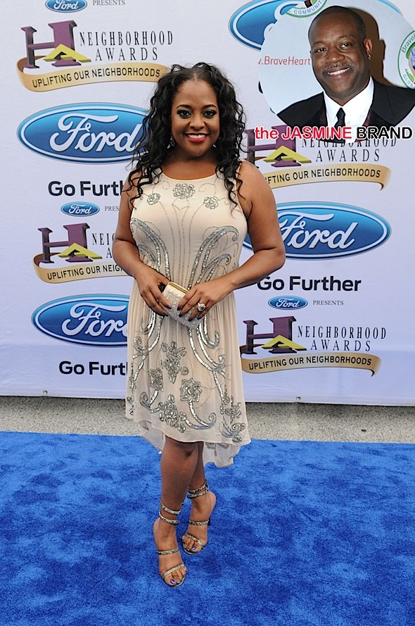 2014 Ford Neighborhood Awards - Arrivals