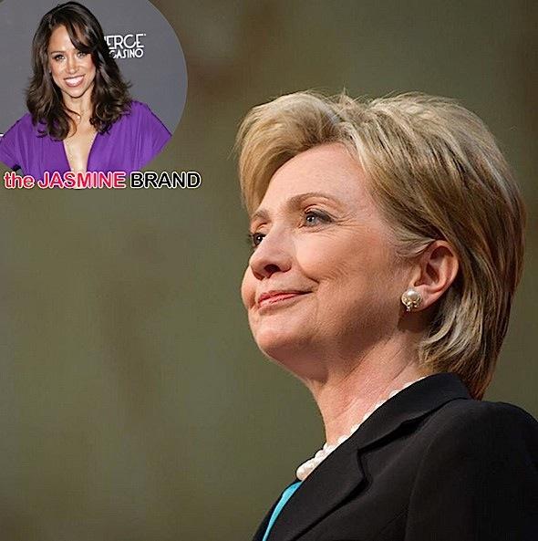 Stacey Dash Calls Hillary Clinton A Sociopath-the jasmine brand