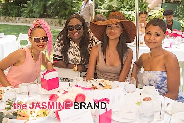 'Starlettos' Hosts Garden Tea Party For Young Hollywood & Influencers [Photos]