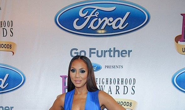 (UPDATE) Tamar Braxton Rushed to Hospital, Still Makes Appearance On 'Dancing With the Stars'