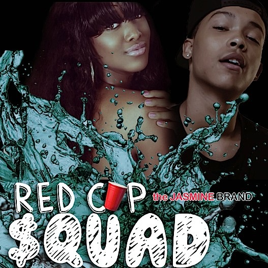 Tami Romans Daughter-Jazz Anderson-Red Cup Squad-the jasmine brand