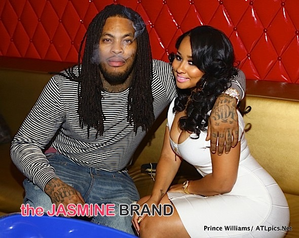 Waka Flocka Regrets Cheating On Tammy Rivera: I'm sorry I embarrassed her.