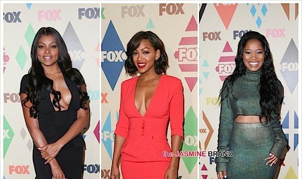 Meagan Good, Taraji P. Henson, KeKe Palmer, Morris Chestnut, Lee Daniels & More Hit Fox TCA's After Party [Photos]