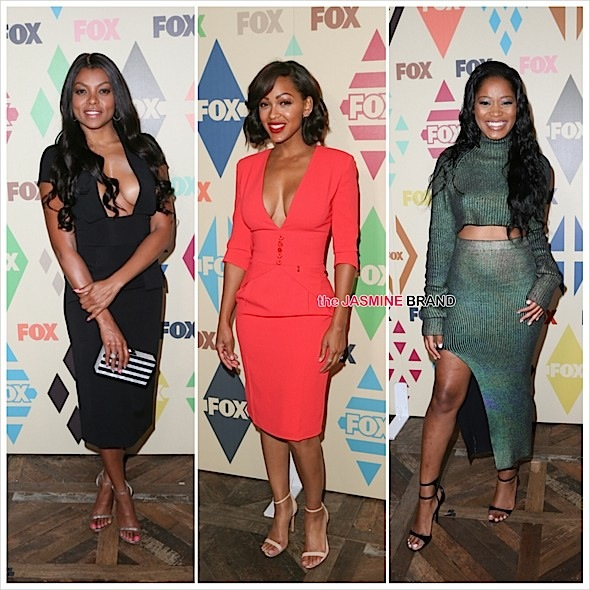 Meagan Good, Taraji P. Henson, KeKe Palmer, Morris Chestnut, Lee Daniels & More Hit Fox TCA's After Party [Photos]