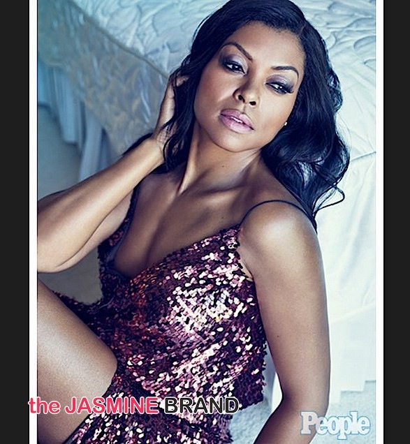 Taraji P Henson-People spread-the jasmine brand