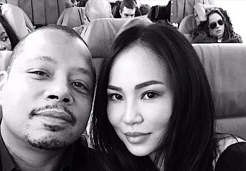 What Divorce? Terrence Howard Insists He's Still With 3rd Wife Mira Pak