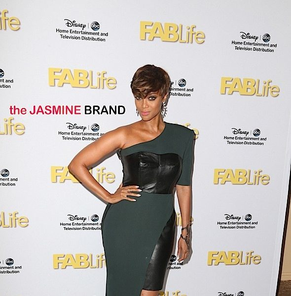 "Tyra Banks New Show ""FABLife"" In Ratings Trouble"