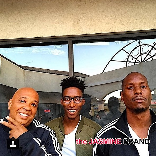 Rev Run, Zo the Motivator, Tyrese
