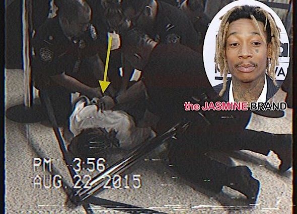 Wiz Khalifa Says He Was Slammed & Handcuffed For Riding A Hover Board [Thug Life]