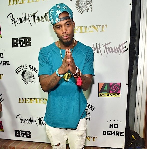 "B.O.B. Talks Living With Depression: ""It's just me being honest"""