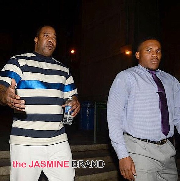Busta Rhymes Jailed For Throwing Power Drink At Gym Employee
