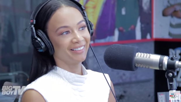 Draya Michele Says 'If There's Not a Wedding, There Could Possibly be a Funeral' [VIDEO]