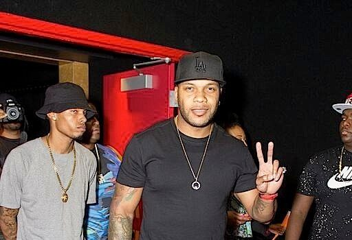 Flo Rida, Quincy, Rocsi Diaz, Angel Brinks Attend All Def Comedy Live [Photos]