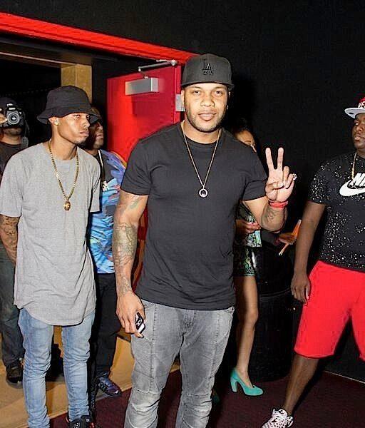 Flo Rida, Quincy, Rocsi Diaz, Angel Brinks Attend All Def Comedy Live [Photos]