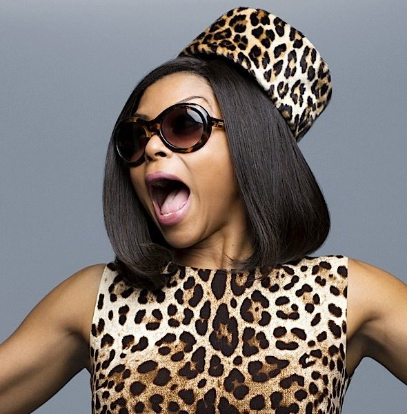 Taraji P. Henson: I came from nothing, was deprived all my life, so when you get money, you go big! + See Her Harper's Bazaar Spread!