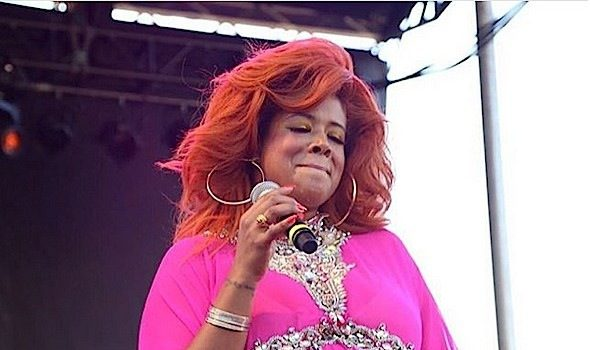 Kelis Secretly Welcomed Son Last Month!