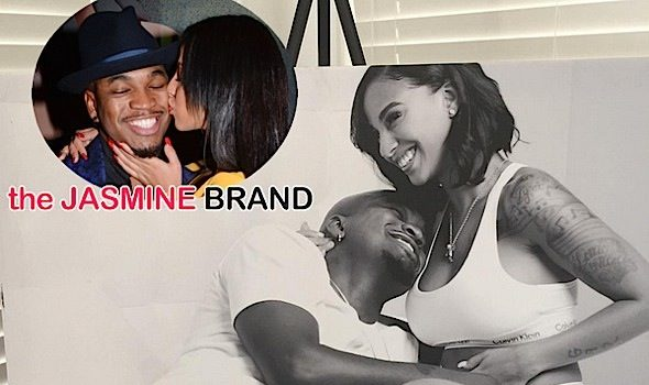 [Ovary Hustlin'] NeYo & Fiancée Crystal Renay Announce Pregnancy + Singer Blasts Critics: F**k off!