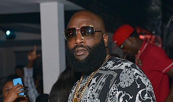 (EXCLUSIVE) Rick Ross Demands Criminal Record NOT Be Revealed to Jury in Legal Battle w/ LMFAO