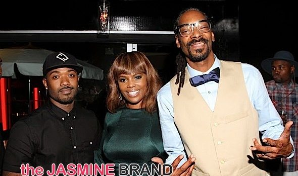 Snoop, Ray J, Stevie J Celebrate DJ Mustard's 'Songwriter of the Year' Bash [Photos]