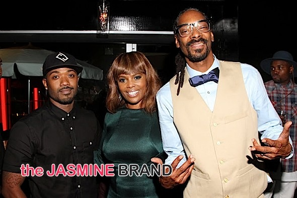 Ray J, XX, Snoop