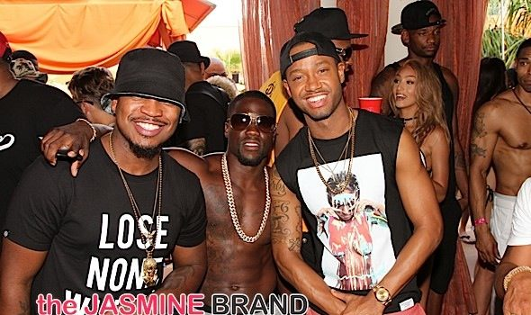 Kevin Hart Hosts Hartbeat Weekend: NeYo, 2 Chainz, Drake, Jhene Aiko, Tony Rock, DeRay Davis, Sean Kingston Attend! [Photos]