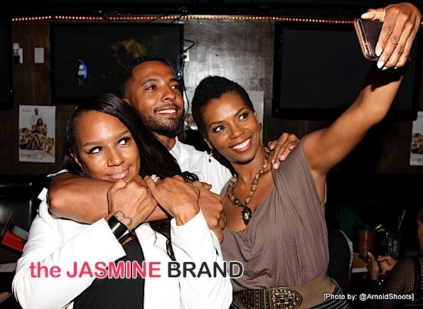 Jacki Christie, Christian Keyes, Vanessa Williams