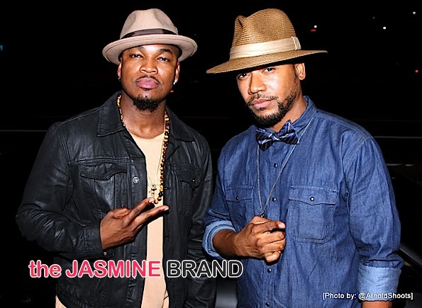 NeYo, Columbus Short