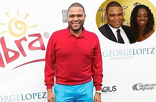 Anthony Anderson's Wife Files For Divorce, After 16 Years of Marriage