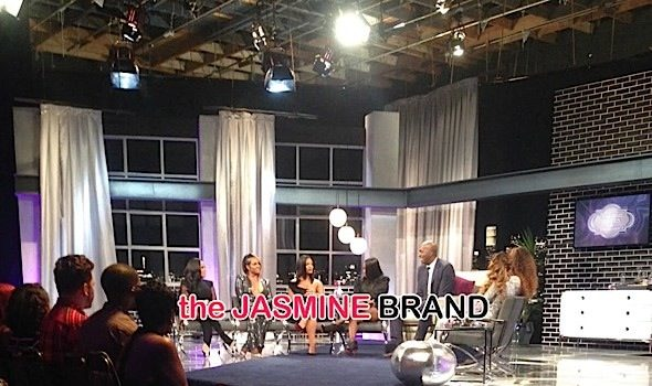 (EXCLUSIVE) Basketball Wives LA Reunion Spoiler Alert! Draya Michele Skips Show, Shaunie O'Neal Hints At Re-Casting + No Fights!