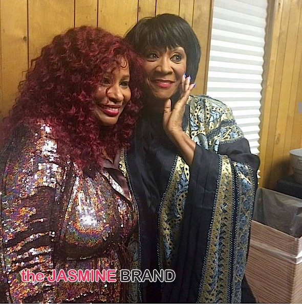 Chaka Khan-Patti Labelle-the jasmine brand