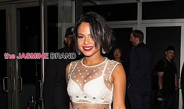 Christina Milian Physically Abused By Ex Boyfriend [VIDEO]
