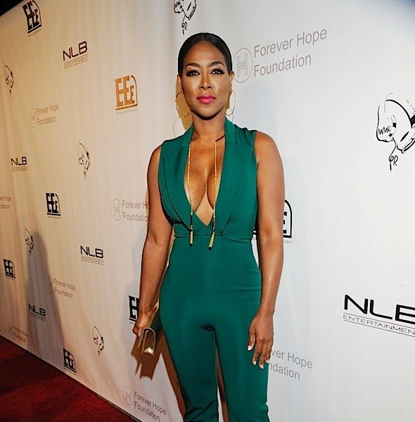 Kenya Moore Fined Over RHOA Party [VIDEO]