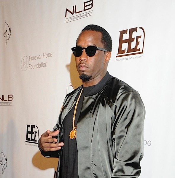 Sean 'Diddy' Combs Founder of Harlem Charter School