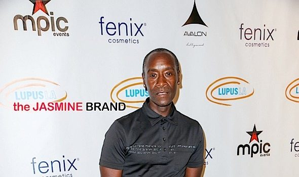 Don Cheadle On Chris Rock, Kevin Hart & The Oscars Being So White