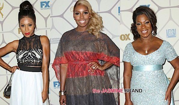 Celebs Invade Fox After-Party: NeNe Leakes, Adrienne Bailon, Gabrielle Dennis, Lorraine Toussaint, Kelly Jenrette & More [Photos]