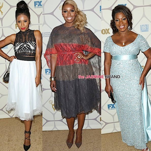 Celebs Invade Fox After-Party: NeNe Leakes, Adrienne Bailon, Gabrielle Dennis, Lorraine Toussaint, Kelly Jenrette & More [Photos]